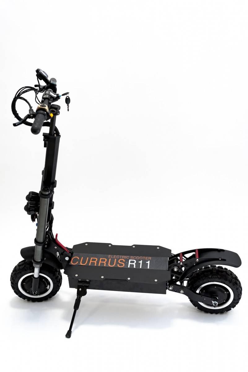 электросамокат currus
