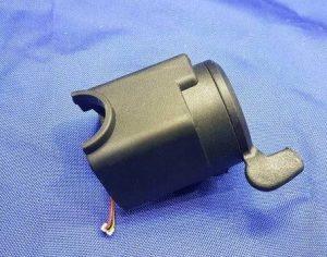 курок газа и тормоза для электросамоката