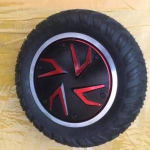 колесо электросамокат куго