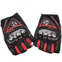 Перчатки Halten Scoved Red and Black